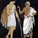Одиссей и Телемак