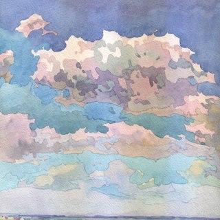рисунок облака