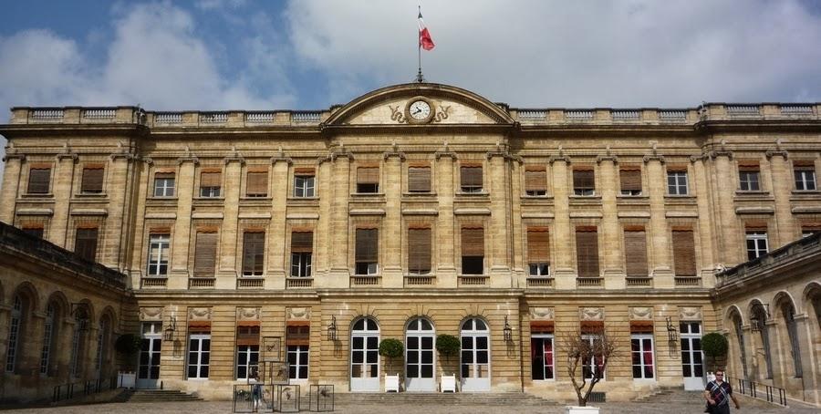 Мэрия города Бордо