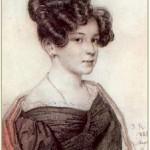 Портрет Олениной