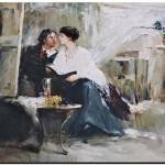 Ахматова и Модельяни
