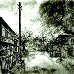 Мрачная улица
