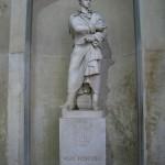 monumento di Ugo Foscolo