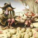 Морж, плотник и устрицы