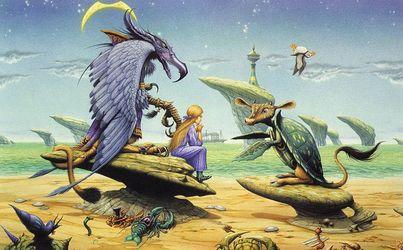 Иллюстрация к Алисе в стране чудес