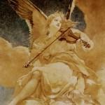 Ангел музыкант