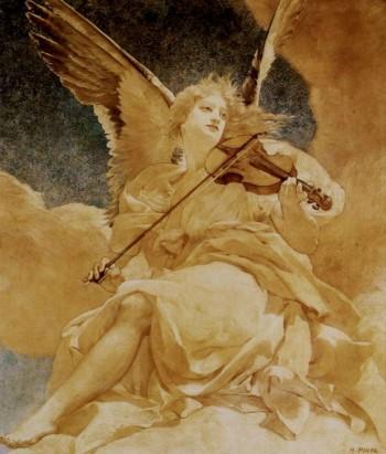 Ангел-музыкант