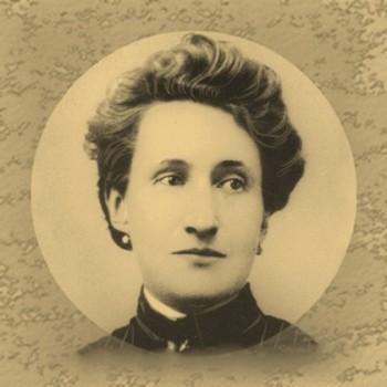 Мать Марины Цветаевой