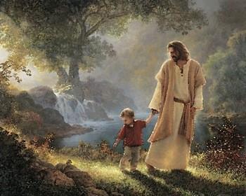 Бог и ребенок