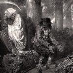 Крестьянин и смерть