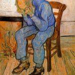 Тоска одиночества - картина Ван Гога