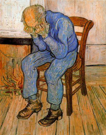 Грусть одиночества - Ван Гог