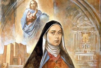 Итальянская монахиня