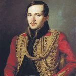 Лермонтов - портрет
