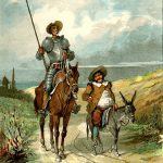 Дон-Кихот и Санчо
