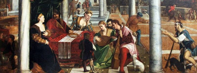 Фрагмент картины Бонифацио де Питати