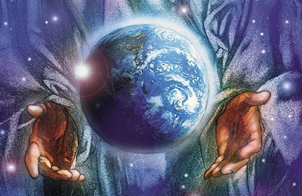 Создание Земли