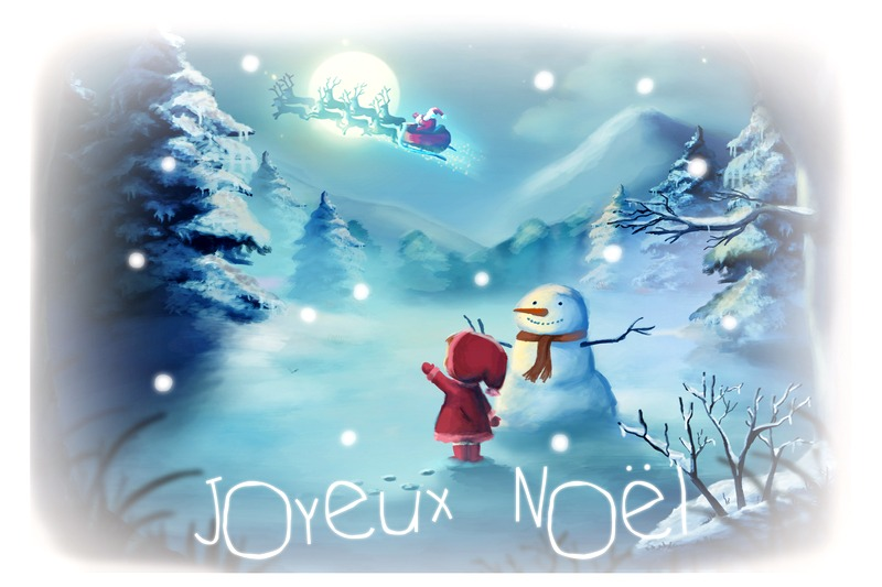 Неделя приколы, с новым годом на французском открытки