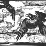 Два ворона - Пушкин