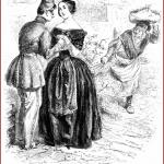 Дама с кавалером