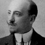 портрет поэта Габриеле Д'Аннунцио