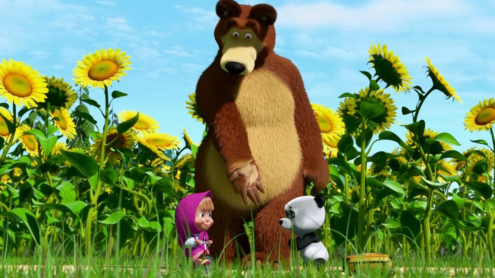 Картинки с мудростями из маши и медведя