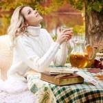 Осень девушка книга