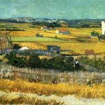 Vincent Van Gogh The Harvest