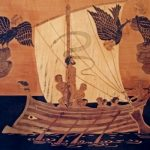 Иллюстрация к Одиссеи Гомера