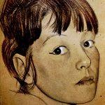 Ахмадулина - рисунок
