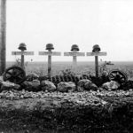 немецкие могилы