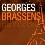 обложка альбома Жоржа Брассенса
