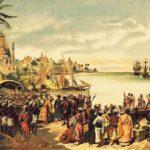 Васко да Гама и король мавров