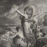 Vénus aplaca os ventos e a tormenta
