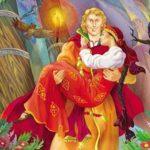 Царевич Елисей с царевной