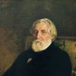 Иван Тургенев - портрет