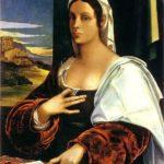 портрет Виттории Колонна