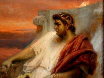 Фрагмент картины Яна Стыка