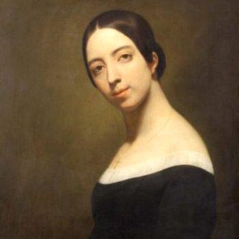 портрет Полины Виардо