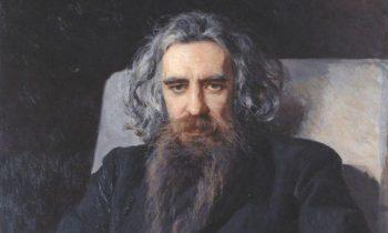 Портрет В. С. Соловьёва