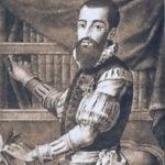 портрет Гарсиласо де ла Вега