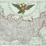 Карта дореволюционной России