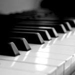 Клавиши рояля