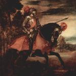 Тициан Конный портрет Карла V