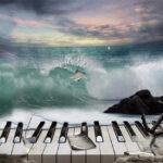 море-океан и клавиши рояля