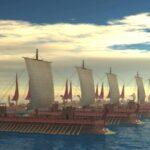 древнегреческие корабли