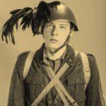 Итальянский солдат